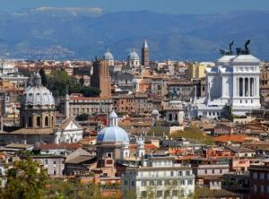 Рим с высоты птичьего полета - Гид Ирина Ионова